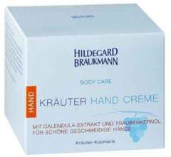 Hildegard Braukmann Pflege Body Care Kräuter Hand Creme Tiegel 200 ml