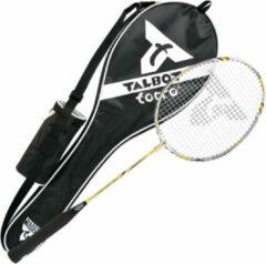 Gele Talbot Torro Badminton Starterset Isoforce 311.6
