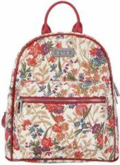 Signare - Daypack rugtas - Gobelin - Flower Meadow - William Kilburn