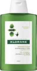 Klorane Seboregulating Treatment Shampoo met netelextract 200ml
