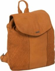 Justified Bags Simone City Backpack Cognac Small VII