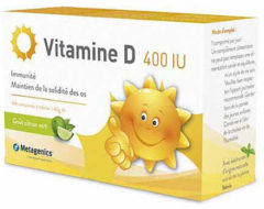 Metagenics Vitamine D3 400iu Trio (3x 168tab)