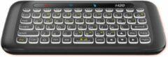 FlyPi H20 Mini Toetsenbord met Touchpad | Voor Android TV Box, Projector, Raspberry Pi | PS4 en meer