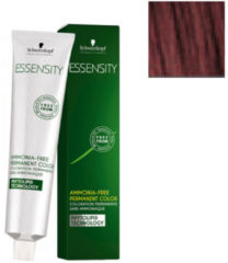 Schwarzkopf Professional Haarfarben Essensity Ammonia-Free Permanent Color 5-87 Hellbraun Rot Kupfer 60 ml