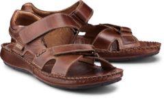 Sandale Tarifa von Pikolinos in braun für Herren. Gr. 42,44,45