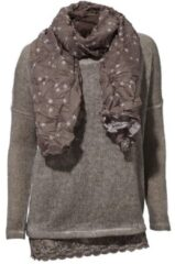 Bruine LINEA TESINI by heine Shirt met ronde hals