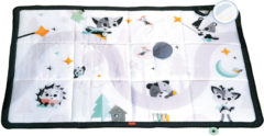 Zwarte Tiny Love Supermat Black & White Magical Tales (100 x 150cm)