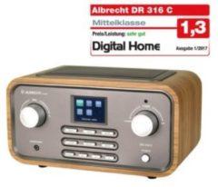 Albrecht DR 316 C DAB+/UKW/Internet-Radio
