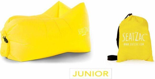 Afbeelding van SeatZac Junior Geel voor kinderen