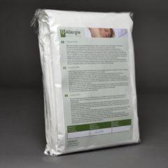 Witte Sanamedi Q-Allergie Matrashoes 160x210x6 t/m 10cm - anti-allergie