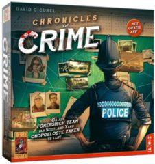 999 Games bordspel Chronicles of Crime: Breinbeker