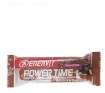 Enervit Power Time Outdoor Barretta nocciole e cioccolato senza glutine 30g