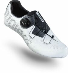 Witte suplest edge road performance shoes white black