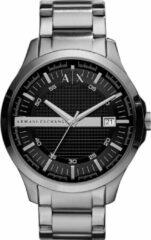 Zilveren Emporio Armani Armani Exchange Hampton Heren Horloge AX2103