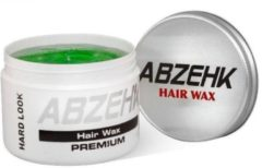 Abzekh Abzehk Hard Touch Hair Wax Oranje 150 ml