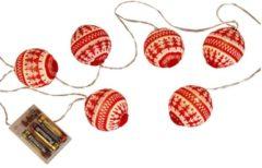 Rode Kerst decoratieverlichting - Rood - Best Season