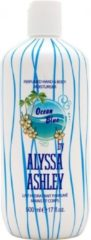 Alyssa Ashley Ocean Blue Hand- & Body Lotion - zomergeur - 500 ml