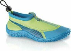 Merkloos / Sans marque Blauw/groene waterschoenen voor kinderen 34