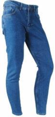 Blauwe Catch - Heren Jeans - Stretch - Lengte 32 - Denim