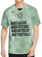 Groene T-shirt Korte Mouw Nike F.C. Away SS Jersey