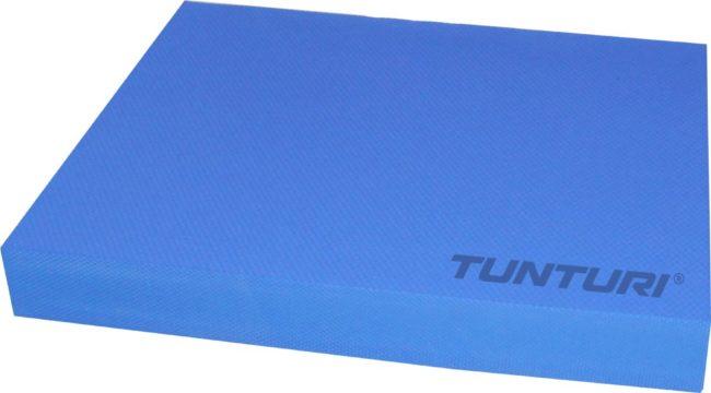 Afbeelding van Tunturi balanstrainerblok 48 x 40 x 6 cm blauw