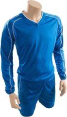 Precision Voetbalshirt- En Broek Marseille Unisex Blauw Mt Xxl
