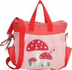 Beagles Originals Classical Mushroom - Paddenstoel, handbag - Roze