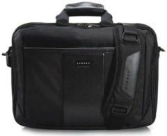 "Zwarte Everki Versa Premium Laptop Briefcase 17.3"" Black"