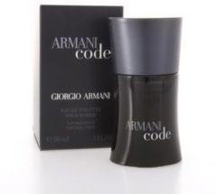 Giorgio Armani Armani Code Homme - Eau de Toilette 30 ml