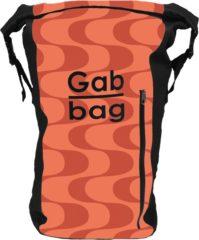 Rode The Original Gabbag II Rugzak - 35 Liter - Rood - 100% Waterdicht