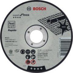 Bosch Trennscheibe Rapido AS 60 T Inox BF 125mm x 1,0mm gerade 2608600549