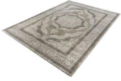 Merinos/karpet24.nl Vloerkleed - Oosters Desing - Decoratief - Grijs-120 x 170 cm
