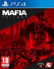 Take Two Mafia Trilogy (PS4)
