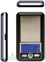 Zilveren Velleman Miniatuur Weegschaal 500G / 0.1G