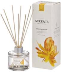 Bolsius Accents Diffuser A Touch Of Sun (100ml)