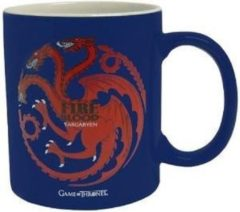 Merchandising GAME OF THRONES - Mug - Targaryen Blue White