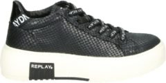 Replay Final Annabel dames sneaker - Zwart - Maat 40