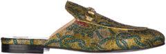 Oro Gucci Mocassini donna princetown slippers