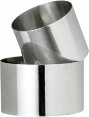 HEMA Bakringen 7&9cm - 2 Stuks (grijs)