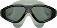 Waimea Zwembril Total View - Senior - Zwart/Zilvergrijs