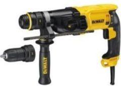 Dewalt Kombibohrhammer D25134K SDS-plus 26mm mit Schnellspann-Bohrfutter