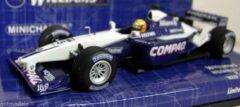 Williams BMW FW23 #5 R. Schumacher Distance 2001
