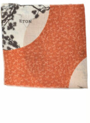 Oranje Eton Pochet