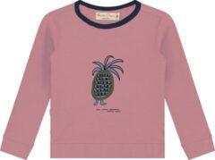 Smitten Organic 'Live, Travel Adventure' T-Shirt - Maat 92