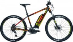 27,5 Zoll Elektro Mountainbike 9 Gang Atala Youth... schwarz, 33cm