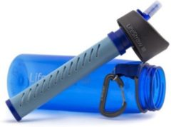 LifeStraw® drinkfles met waterfilter Go 2-stage filtration - Blauw