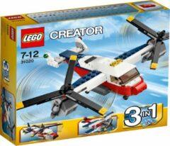 Rode LEGO Creator Twinblade Avonturen - 31020