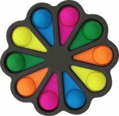 First Service&Solutions FSS® Simple Dimple Fat Brain Pop it fidget toy wit XL 1-2-3-4