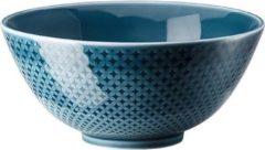 Blauwe ROSENTHAL - Junto Ocean Blue - Bowl 14cm 0,50l