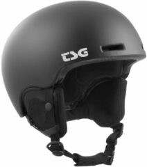 TSG Fly Solid Color Helmet zwart